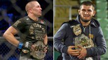 Khabib calls out UFC legend for one last title fight