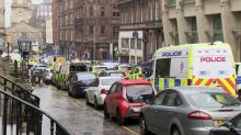 Glasgow stabbing attack: Witnesses describe 'people screaming for help' in city centre