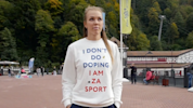 Russian bobsledder who wore anti-doping shirt just failed a doping test