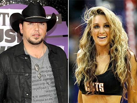 Jason aldean ex-wife is she dating someone else