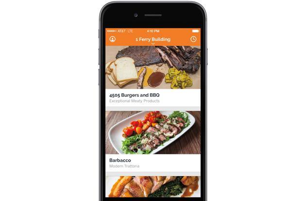 Square's new restaurant delivery app lets you track your meal