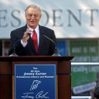 Former Vice President Walter Mondale dies at 93