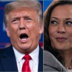 Trump Slammed After Firing Off Outrageous New Insults At Kamala Harris