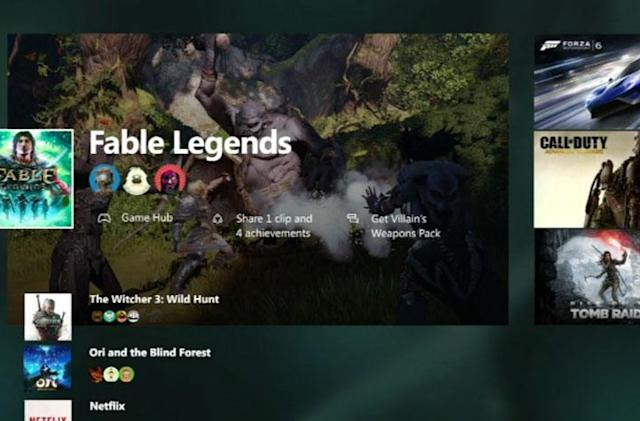New Xbox dashboard and backwards compatibility come in November