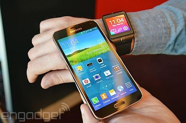 AT&T's Galaxy S5 gets FCC approval, just like you knew it would (update: T-Mobile and Verizon too)