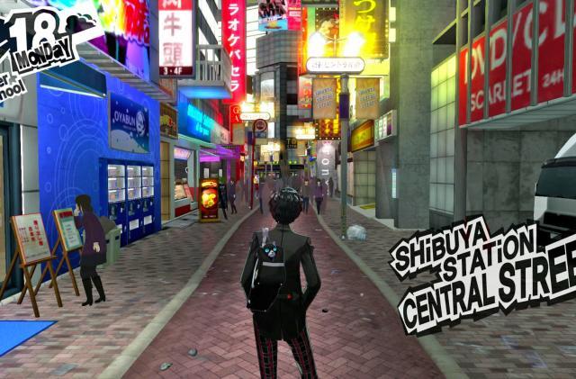 'Persona 5' took me back to Tokyo