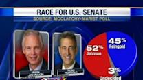 Senate, Governor Candidates On The Campaign Trail