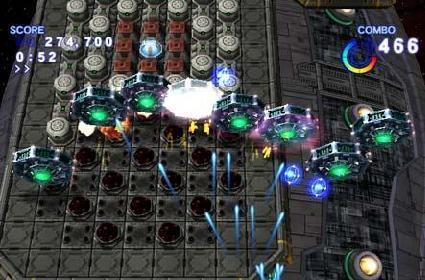 Use your eye lasers to shoot up these Star Soldier R screens
