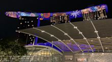 Marina Bay Sands celebrates its 10th anniversary with light shows, shopping celebrations