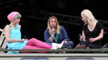Pussy Riot, Charlotte Church Kick off Glastonbury With Call to Arms