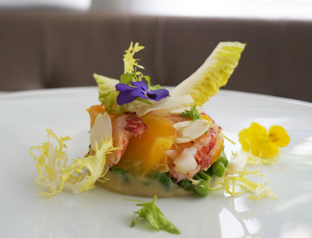 Homard 20 recettes super chics for Entree froide chic