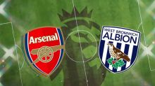 Arsenal vs West Brom LIVE! Latest team news, lineups, prediction, TV and Premier League match stream today