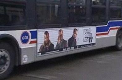 Chicago Transit Authority caves to minimal pressure, pulls Grand Theft Auto IV ads