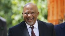 South African deputy finance minister named in police probe - newspaper
