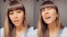 Aitana debuta en TikTok con una 'cover' de Bruno Mars