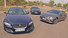 Photos: The hottest sedans available in India