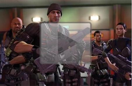 Binary Domain trailer terminates after the rise of the machines