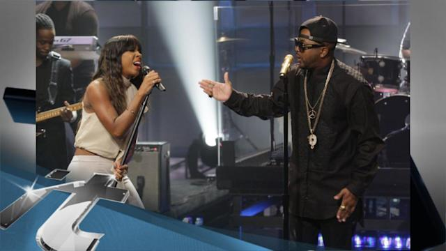 Kelly Rowland News Pop: Kelly Rowland Halts Show During Emotional New Song