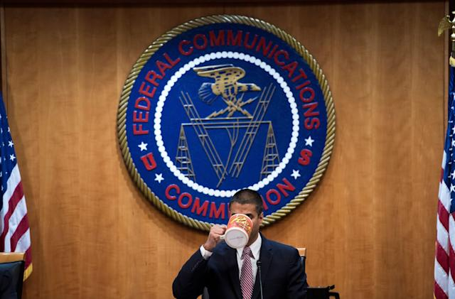 FCC chairman wants public auction to repurpose satellite bands for 5G