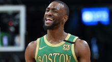 Celtics remain cautious with timetable for Kemba Walker's return
