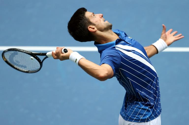 Djokovic Disqualified From Us Open After Hitting Official With Ball