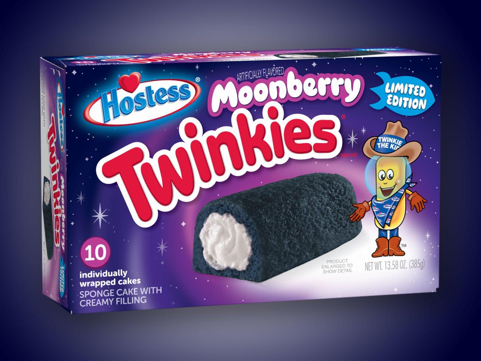 362d5615adb Dark Blue 'Moonberry' Twinkies Land at Walmart