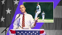 An outside pitch: How a globetrotting baseball career shaped congressional candidate J.D. Scholten