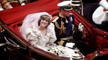 Royal wedding: The secrets behind Princess Diana's wedding dress