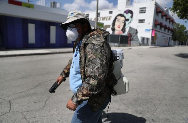 CDC warns against visiting a Zika-hit Miami neighborhood