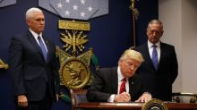 Trump travel ban now excludes Iraq