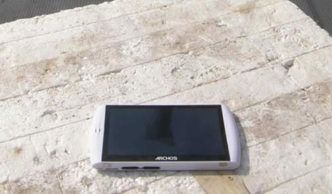 Archos' Android-based A5S and A5H Internet Tablets outed by FCC?