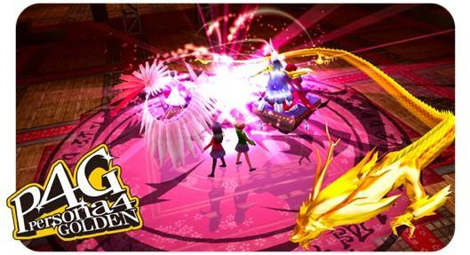 Persona 4 Golden for Vita arrives in North America this autumn