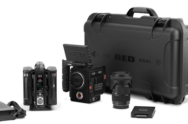 RED starts selling its 'budget' $15,000 camera with Apple