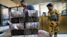 Yemen seeks Saudi cash as plunging currency deepens war woes