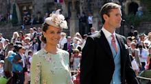 Pippa's Royal Wedding outfit has divided Twitter