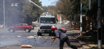 No Arab Spring in Zimbabwe: Mugabe warns protesters