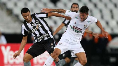 CBF confirma Fluminense x Botafogo no Maracanã, dia 12, às 21h