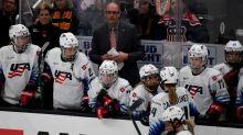 U.S. women's hockey head coach steps down before world championship camp