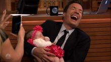 Ice-T's Adorable Baby Crashes 'The Tonight Show'