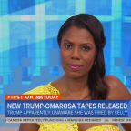 Omarosa Manigault Newman leaks audio of Trump allegedly reacting to her firing: 'I don't love you leaving at all'