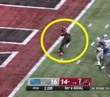 Atlanta Falcons blow a sure win in final minute when Todd Gurley scores a touchdown instead of running out the clock