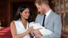 Royal baby: Meghan Markle and Prince Harry's son Archie to be christened this Saturday
