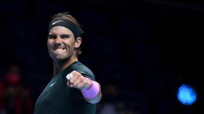 """Nadal: """"El reto más ilusionante sería conseguir 21 Grand Slams"""""""