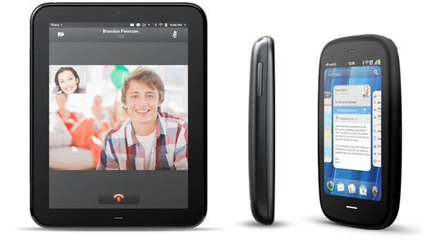 HP's TouchPad shipping with webOS 3.0, Veer and Pre 3 with webOS 2.2