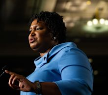 Stacey Abrams Says She Faced Issues Voting In Georgia's Midterm Election