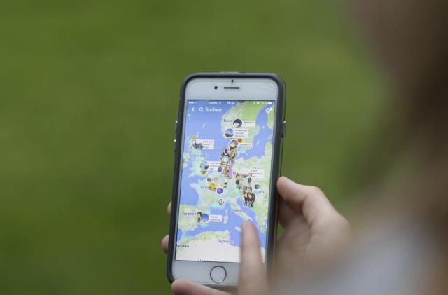 Foursquare puts check-in data to greater use in apps like Snapchat