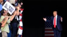 Why Donald Trump's tragic, terrifying rallies make a strange case for the importance of theatre