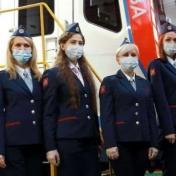 俄羅斯修例允許女性從事多種工作 地鐵出現首批女車長