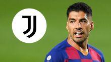 Juventus step up pursuit of Barcelona forward Suarez