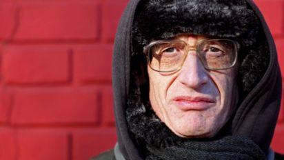 Man living in shelter still considers himself 'lucky'